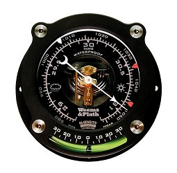 Weems and Plath Nautilus™ High Sensitivity Barometer with Inclinometer 163015