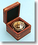 Miniature Gimbaled Boxed Compass